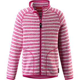 Reima Havn Fleece Sweater Kids raspberry pink